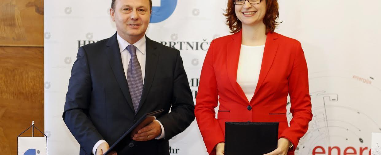 HEP Opskrba i Hrvatska obrtnička komora podupiru obrtnike