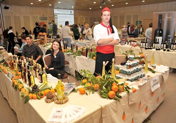 Najava sudjelovanja na Mediteranskom sajmu zdrave hrane , ljekovitog bilja i  zelenog poduzetništva