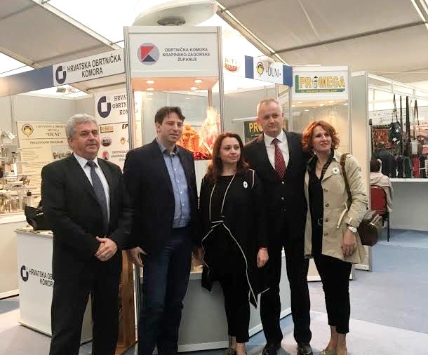 Održan 7. Međunarodni sajam poduzetništva i obrta GRAPOSEXPO 2016.