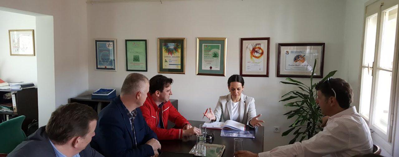 Dogovorena suradnja između komore Varaždin, komore Zagreb i Turističke zajednice  grada Varaždina