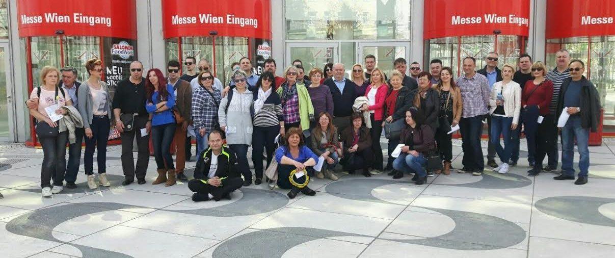 Ugostitelji iz Varaždina i Međimurja na sajmu HOTEL & GAST WIEN