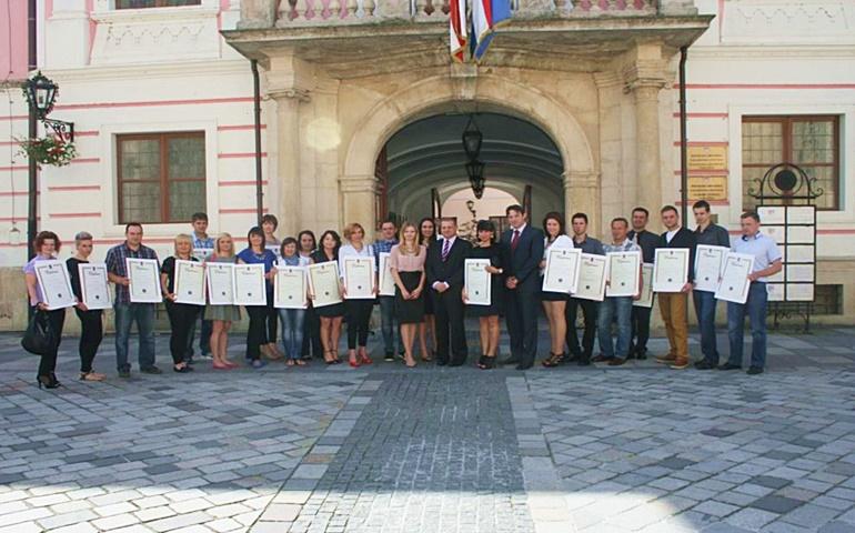 Svečana dodjela majstorskih diploma