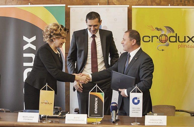 HOK i CRODUX omogućili obrtnicima povoljniju nabavu naftnih  derivata, plina i električne energije