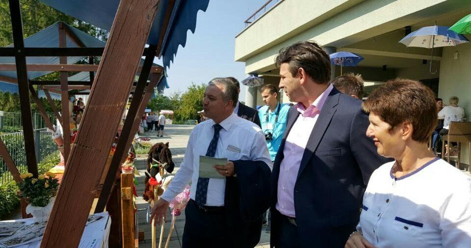 Obrtnička komora Varaždinske županije sudjelovala na sajmu poduzetništva i poduzetničkog obrazovanja u Novom Marofu