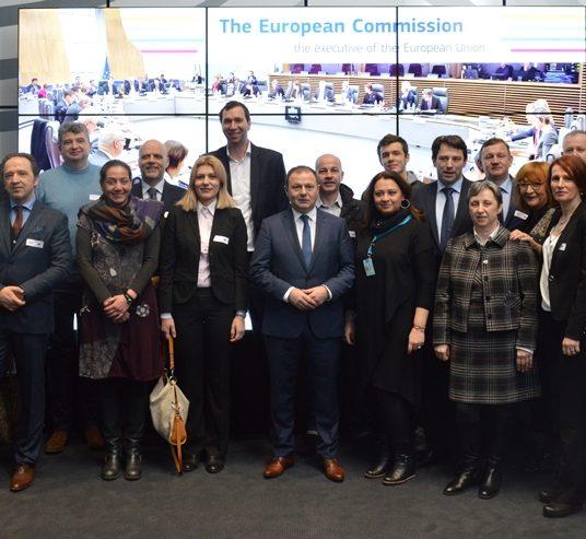 Predsjednik Obrtničke komore Varaždinske županije u Bruxellesu