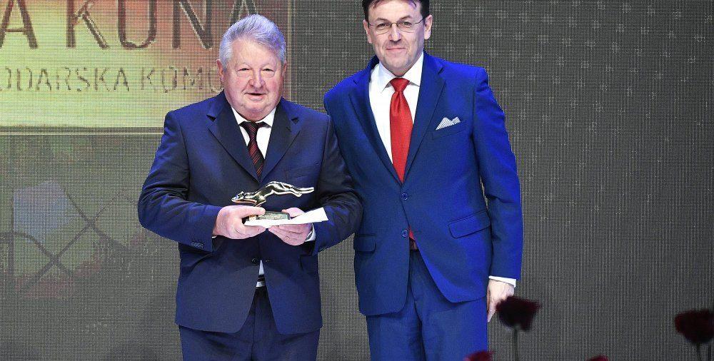 Stjepan Šafran dobitnik ovogodišnje Zlatne kune za Životno djelo