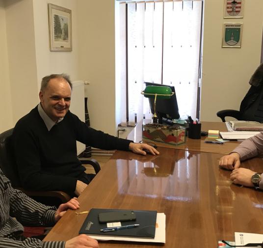 Mario Milak, Miroslav Huđek i Tomislav Vincek dogovarali konkretne načine promocije obrtničkih zanimanja osmoškolcima