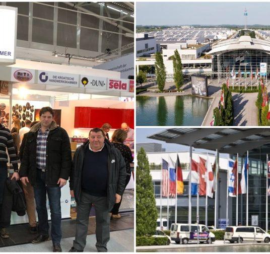 Mario Milak na jednom od najvećih europskih obrtničkih sajmova sa više od 1000 izlagača i 200 tisuća posjetitelja