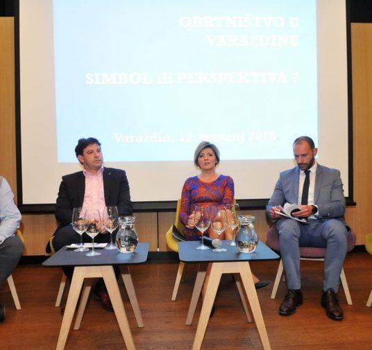 Mario Milak iznio ideju o zajedničkom radu Grada i obrtnika na revitalizaciji gradskog centra