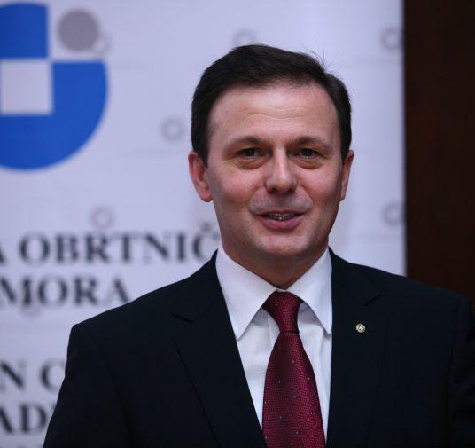 Dragutin Ranogajec po treći put izabran za prvog čovjeka HOK-a