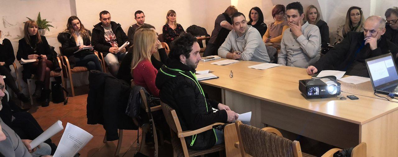 Obrtnici paušalisti na seminaru saznali sve o svojim poreznim i računovodstvenim obavezama