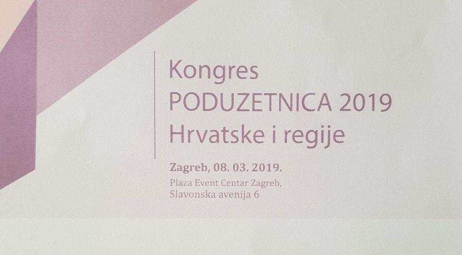 Kongres poduzetnica 2019. Hrvatske i regije