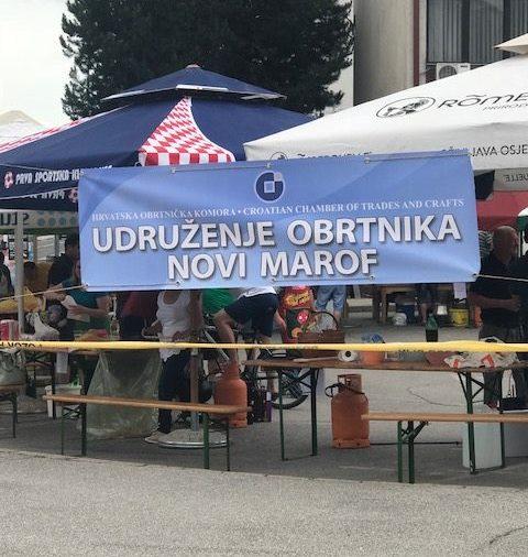 Obrtnički kotlić 2019. u Novom Marofu