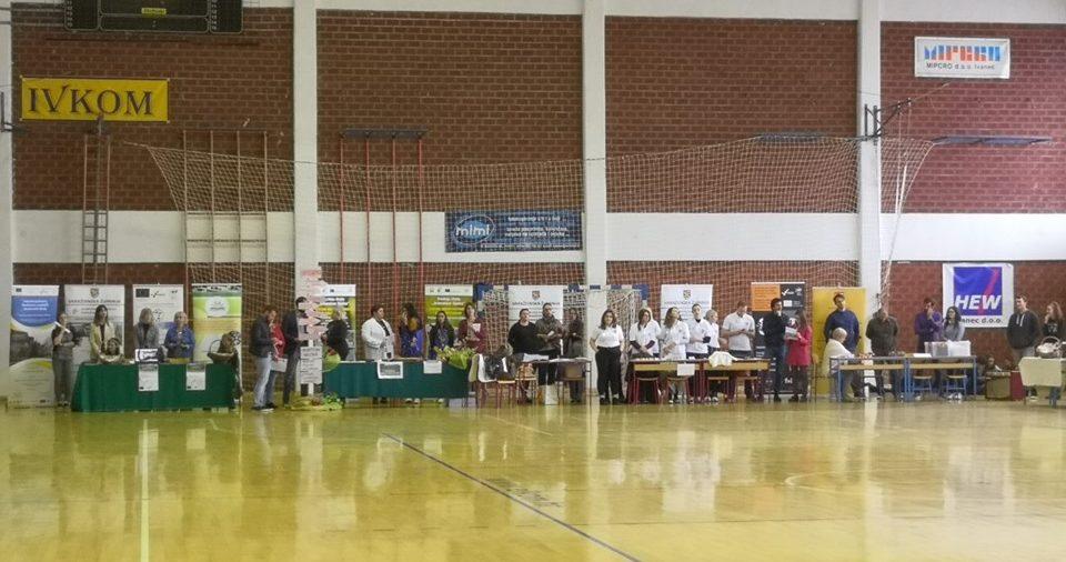 """Predstavljanje obrtničkih zanimanja u okviru kampanje """"Odaberi svoju školu - odaberi budućnost"""" - Novi Marof"""