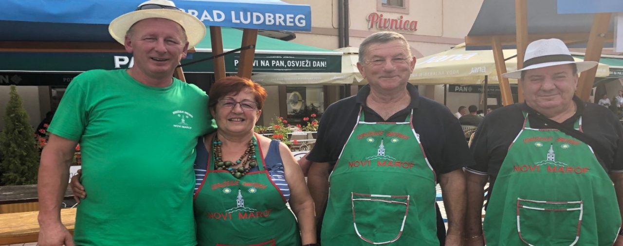 Etno Gastro izložba u Ludbregu