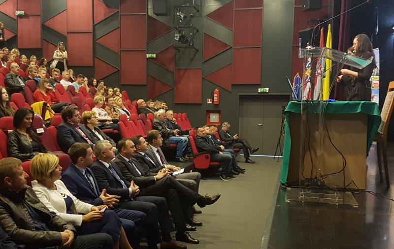 Obrtnička komora Varaždinske županije i Udruženje obrtnika Novi Marof sudjelovali na 5. Sajmu poduzetništva i poduzetničkog obrazovanja