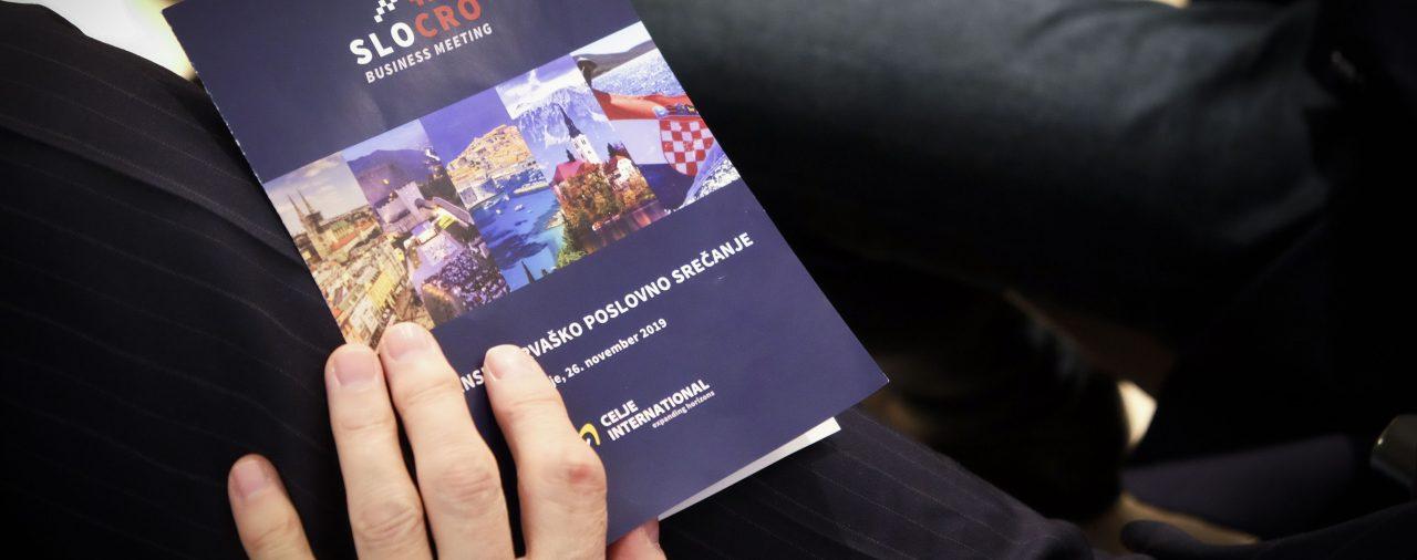SLOVENSKO – HRVATSKI POSLOVNI SUSRET U CELJU