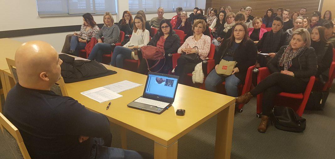 Održan tečaj higijenskog minimuma u organizaciji Udruženja obrtnika Novi Marof i Zavoda za javno zdravstvo Varaždinske županije