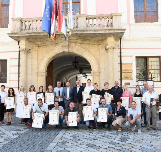 Održana svečanost podjele majstorskih diploma i priznanja obrtnicima za 2019. godinu