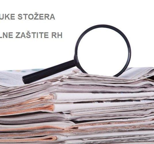 Stožer civilne zaštite RH donio Odluku o izmjenama Odluke o uvođenju nužnih epidemioloških mjera za područje Varaždinske županije