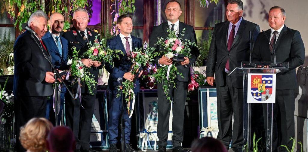 Stjepanu Šafranu nagrada za životno djelo na svečanoj sjednici Županijske skupštine